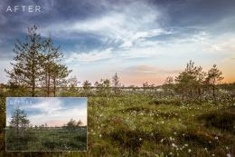 Lovely Landscapes Lightroom Presets Volume 1