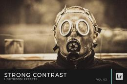 Strong Contrast Lightroom Presets Volume 2