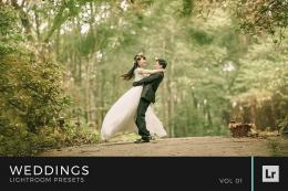 Weddings Lightroom Presets Volume 1
