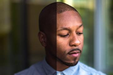 How to Brighten an Underexposed Ambient Light Portrait
