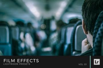 Film Effects Lightroom Presets Volume 1