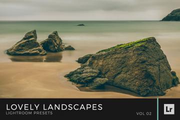 Lovely Landscapes Lightroom Presets Volume 2