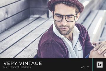 Very Vintage Lightroom Presets Volume 1
