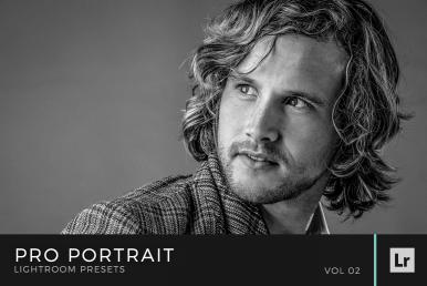 Pro Portrait Lightroom Presets Volume 2