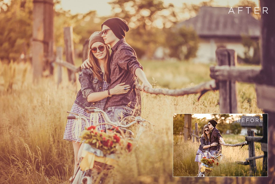 Very Vintage Lightroom Presets Volume 1 Shuttersweets