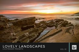 Lovely Landscapes Lightroom Presets Volume 1