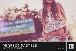Perfect Pastels Lightroom Presets Volume 1