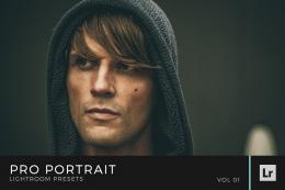 Pro Portrait Lightroom Presets Volume 1