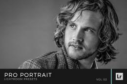 Pro Portrait Lightroom Presets Volume 2