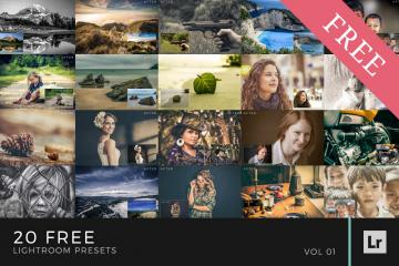 Free Lightroom Presets Volume 1