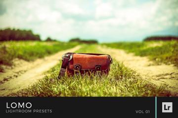 Lomo Lightroom Presets Volume 1