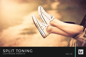 Split Toning Lightroom Presets Volume 1