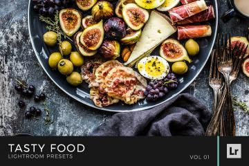 Tasty Food Lightroom Presets Volume 1