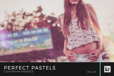 Perfect Pastels Lightroom Presets Volume 1