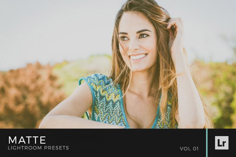 Matte Lightroom Presets Volume 1