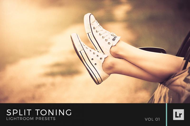 Split Toning Lightroom Presets Volume 1